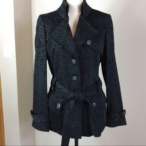 Beautiful Nine West Black Suit Coat Size 10